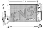 Denso DCN20032 Радiатор кондицiонера