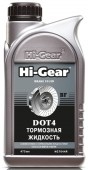 Hi-Gear Brake Fluid DOT 4 ��������� ��������