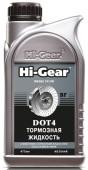 Hi-Gear Brake Fluid DOT 4 Тормозная жидкость