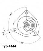 Wahler 4144.82D Термостат