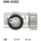 Skf VKM 15202 Натяжной ролик ременя ГРМ Lacetti 1.8  SKF