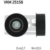 Skf VKM 25158 Ролик Lacetti 1.8  SKF