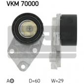 Skf VKM 70000 Натяжной ролик Lanos 1.6