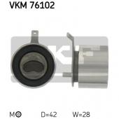 Skf VKM 76102 Натяжной ролик ременя ГРМ Aveo 1.2 SKF