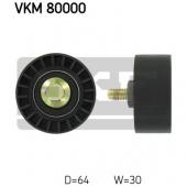 Skf VKM 80000 Ролик Lacetti 1.6  SKF