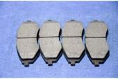 Parts-Mall PKC-015 P96534653 Колодки тормозные дисковые PMC Aveo