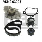 Skf VKMC 03205 Комплект ремня ГРМ + помпа SKF