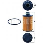 Mahle OX 1145D Фильтр