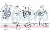Nissens 93020 Компрессор