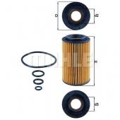 Mahle OX 153/7D Фильтр масляный Mahle MB Sprinter