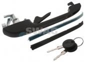 Swag 30 91 5434 Ручка двери передней правой с замком и ключами