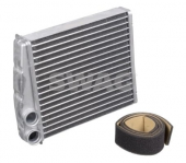 Swag 30 93 7033 Радиатор печки VW CADDY III