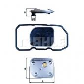 Mahle HX 158D Масляний фiльтр
