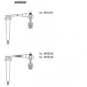 Bremi 800R200 Комплект электропроводки