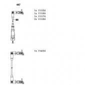 Bremi 447 Комплект электропроводки
