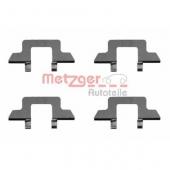 Metzger 109-1242 Комплектующие