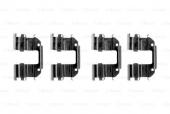 Bosch 1 987 474 393 К/т монтажный колодок Lanos