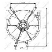 Nrf 47042 Вентилятор