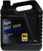 Agip eni i-Sint Turbodiesel Полусинтетическое моторное масло 10W-40
