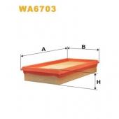 Wix WA6703 воздушный фильтр