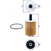 Mahle OX 188D масляный фильтр
