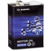 Subaru SM 5W-30 Оригинальное моторное масло