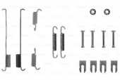 Bosch 1 987 475 219 К/т монтажный колодок