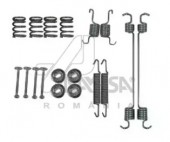 Asam 01341 Рем. комплект тормозных колодок