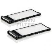 MANN-FILTER CU 2808-2 фильтр салонна