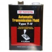 Toyota ATF Type T-IV (JAP) Трансмиссионное масло