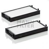 MANN-FILTER CU 2941-2 фильтр салонна
