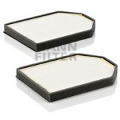 MANN-FILTER CU 2949-2 фильтр салонна