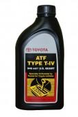 Toyota ATF Type T-IV (USA) Оригинальное трансмиссионное масло