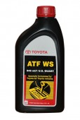 Toyota ATF WS (USA) Оригинальное трансмиссионное масло