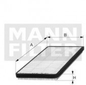 MANN-FILTER CU 42 100 фильтр салонна