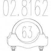 MTS 02.8162 Хомут вихлопної системи