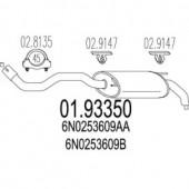 MTS 01.93350 Глушник