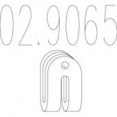 Mts 02.9065 Гумовий елемент кріплення