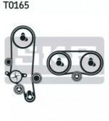 SKF VKMC 01121-1 Комплект (ремінь+ролик+помпа)