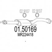 Mts 01.50169 Резонатор