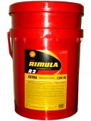 Shell Rimula R2 Extra 15W-40 Моторное масло
