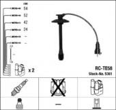 Ngk 5361 Комплект высоковольтных проводов