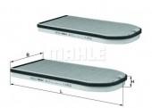 MAHLE LAK 613/S фильтр салонна