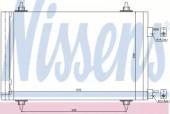 Nissens 94758 Радiатор кондицiонера