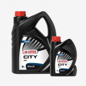 Lotos City Gas 15W-40 Моторное масло