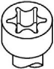 Payen HBS053 Болты ГБЦ OPEL 1.6/1.8/2.0