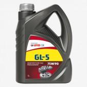 Lotos GL-5 75W-90 Трансмиссионное масло