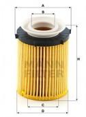 MANN-FILTER HU 711/6 z масляный фильтр