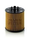MANN-FILTER HU 712/6 x масляный фильтр