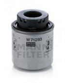 MANN-FILTER W 712/93 масляный фильтр